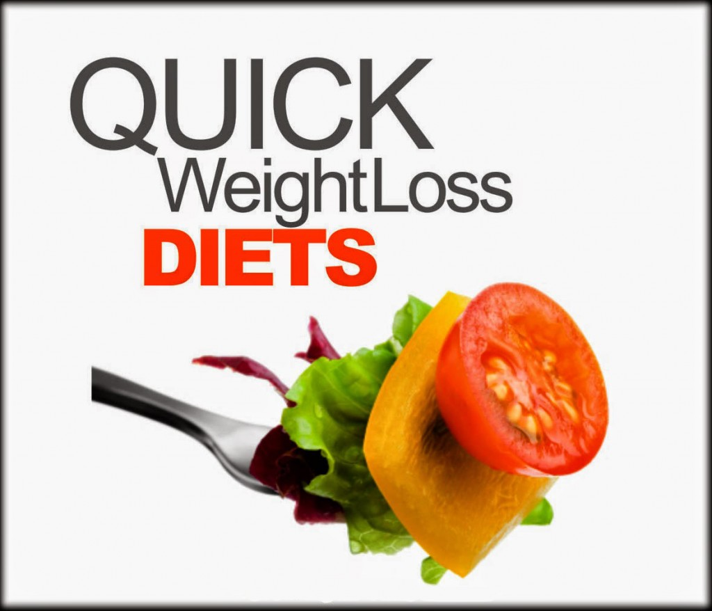 Quick-Weight-Loss-Diets
