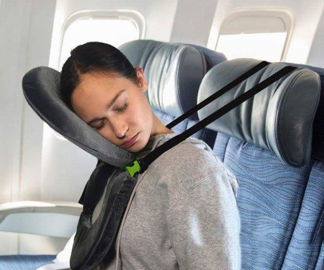 Welcome Sound Sleep And Scare Neck Pain Away With